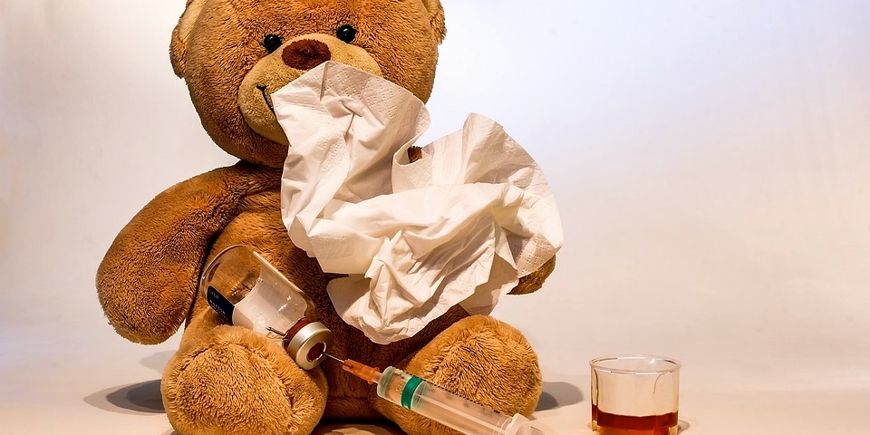 Flu Vaccination Flu Ill Cold Vaccinate Syringe